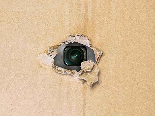 一鍵識別微型攝像頭