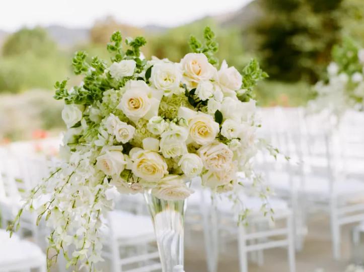 最時興的婚宴鮮花