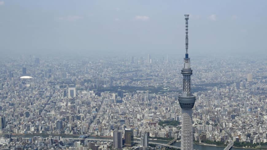 日本房子價格上漲,肺炎疫情促進東京圈樓市熱賣