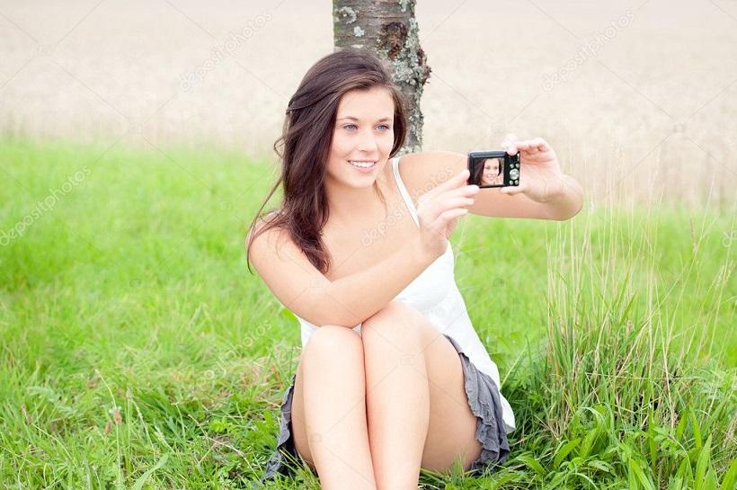 自拍照課堂教學:論女生可愛氣場把握的必要性