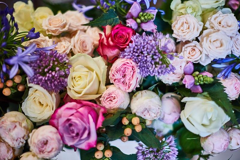 你瞭解各式花卉的英文名字嗎?