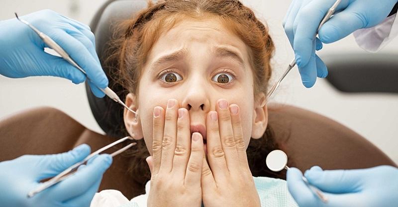 小孩剛矯正牙覺得難受